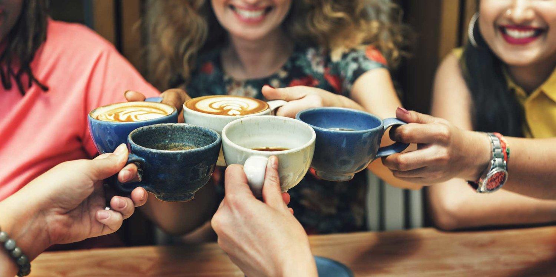 Ladies' Coffee | AroundPtown.com